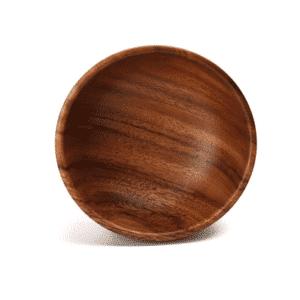 Saladier en bois acacia