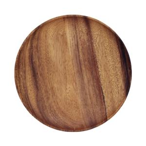 assiette-bois-acacia-20cm-art-de-la-table