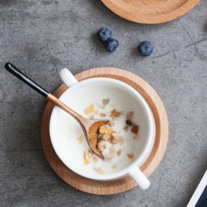 Cuillere dessert design